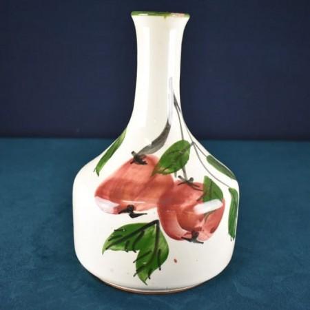 Ceramic Vase Painted